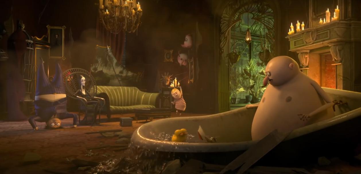 Pelicula Animada De Los Locos Addams Presenta Su Primer Trailer Tomatazos