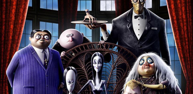 Película animada de Los Locos Addams presenta su primer tráiler