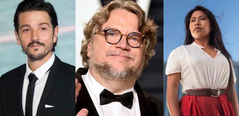 Rumor: Yalitza Aparicio y Diego Luna en nuevo proyecto de Guillermo del Toro