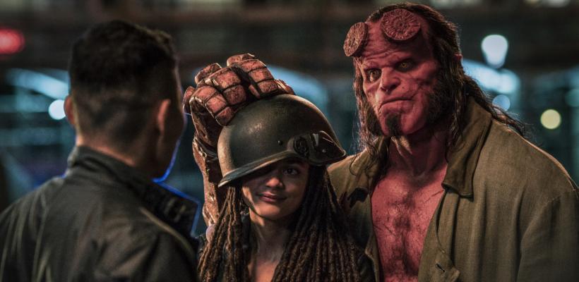 Hellboy ya tiene calificación de la crítica