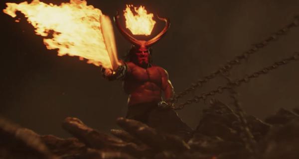 Hellboy - Tráiler #2