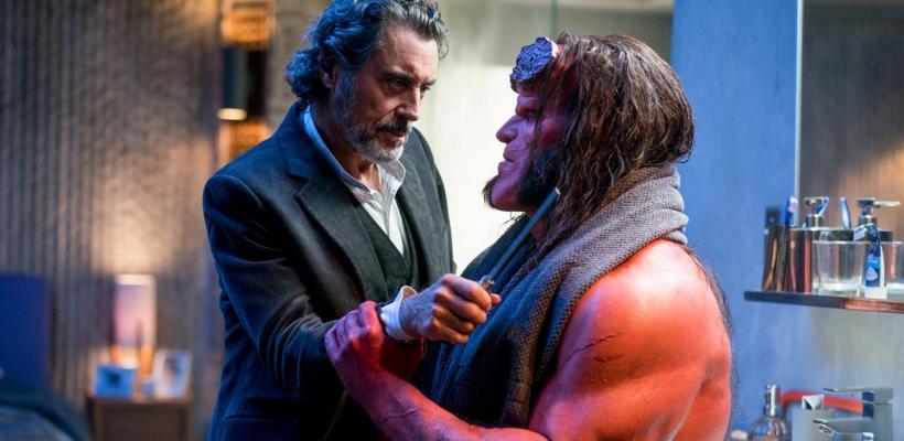 Hellboy: Revelan que el rodaje fue un infierno por peleas entre David Harbour, productores y director