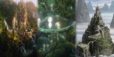 Los mejores mundos fantásticos del cine y la televisión