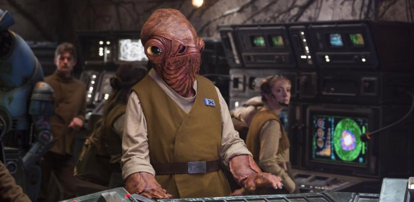 Star Wars: Actor del Almirante Ackbar arremete contra Los Últimos Jedi y Holdo