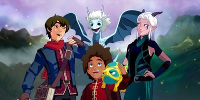 The Dragon Prince: la serie que todo fan de Avatar: The Last Airbender y Warcraft debe ver