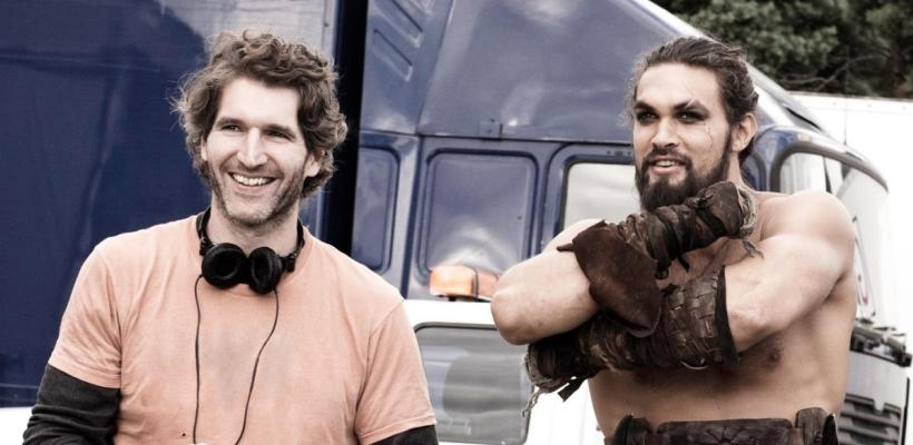 Game of Thrones: Jason Momoa envió al hospital a David Benioff, revela un corto animado