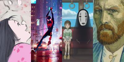 Las películas de animación más bellas según la crítica
