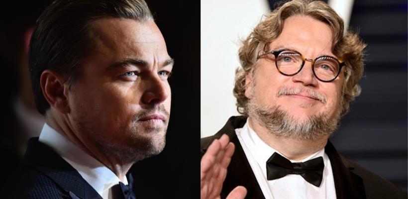 Leonardo DiCaprio podría protagonizar la nueva película de Guillermo del Toro