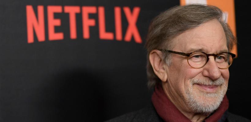 Steven Spielberg se rinde ante Netflix y cambia radicalmente su postura contra el streaming