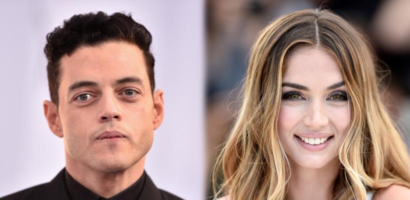Bond 25: Confirman elenco completo, Rami Malek será el villano y Ana de Armas la nueva Chica Bond