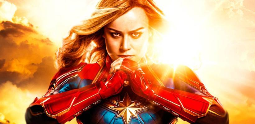 Brie Larson grabó su primera escena para el MCU solamente conociendo sus diálogos