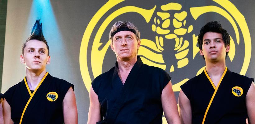 Cobra Kai: la segunda temporada ya tiene calificación de la crítica