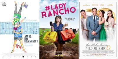 El cine mexicano estrenado en febrero y marzo 2019, bajo el escrutinio de la crítica