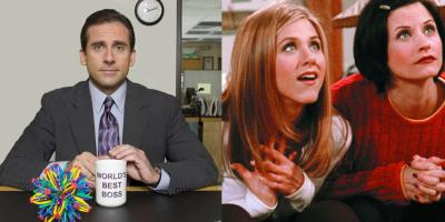The Office supera a Friends como la serie más maratoneada de Netflix