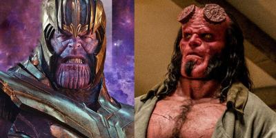 Avengers: Endgame provoca que Hellboy sufra una caída en taquilla de proporciones épicas