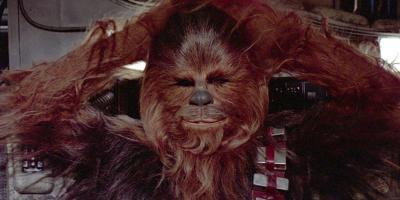 Los mejores momentos de Chewbacca