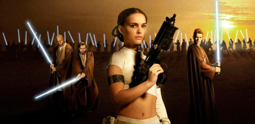 Natalie Portman: me decepcionaron las malas críticas hacia las precuelas de Star Wars