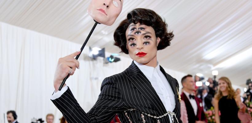 Met Gala 2019   Ezra Miller, Lady Gaga y Jared Leto enloquecen a las redes con pomposos atuendos