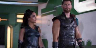 Directores de Avengers: Endgame revelan escena feminista de Valkyrie y Thor que no llegó al corte final