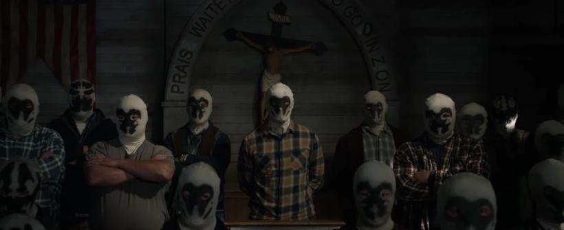 Watchmen | Primer tráiler