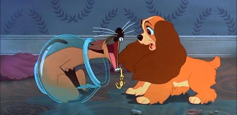 Disney censurará otra de sus escenas polémicas en la versión live-action de La Dama y el Vagabundo