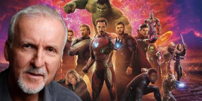 Avengers: Endgame   James Cameron envía felicitación a Marvel por superar a Titanic