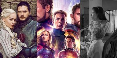 Golden Trailer Awards 2019: Avengers: Endgame, Roma, Game Of thrones y más en las nominaciones