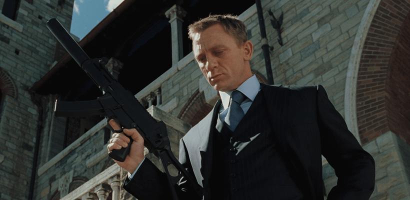 """Bond 25: """"Un show de mierda"""", según miembro de la producción"""