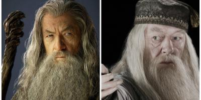 George R.R. Martin asegura que Gandalf es más poderoso que Dumbledore