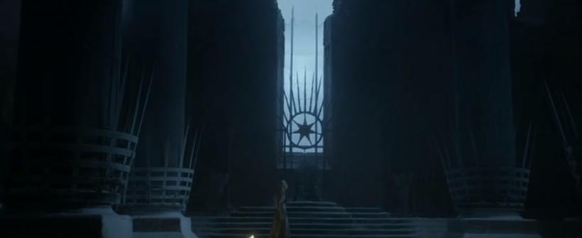 Visión de Daenerys en la Casa de los Eternos