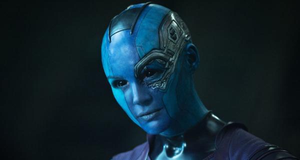 Nebula habla de su odio a Thanos