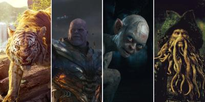 Los mejores villanos de CGI del cine