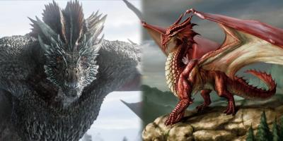 Por qué los dragones de Game of Thrones sí son dragones y no wyverns
