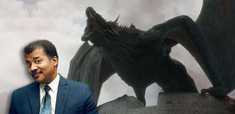 Game of Thrones: Neil deGrasse Tyson responde cómo Drogon pudo destruir Kings Landing con facilidad