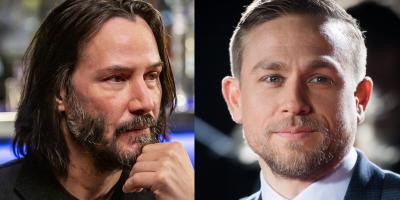 Keanu Reeves y Charlie Hunnam podrían unirse al elenco de The Eternals