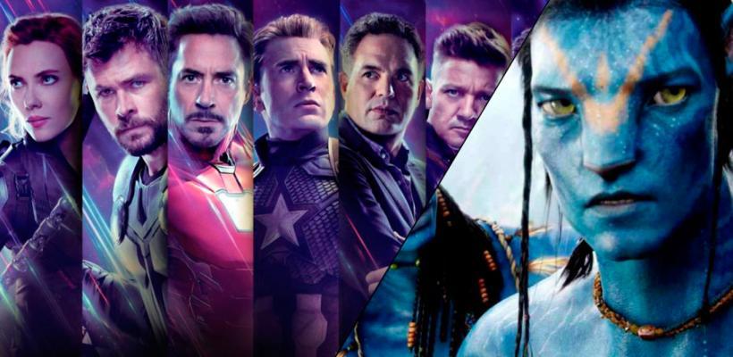 Avengers: Endgame superará a Avatar en recaudación en la taquilla doméstica