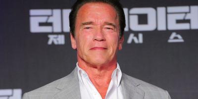 Arnold Schwarzenegger es víctima de agresión en Sudáfrica