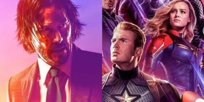 John Wick 3: Parabellum supera a Avengers: Endgame como la película más vista del fin de semana