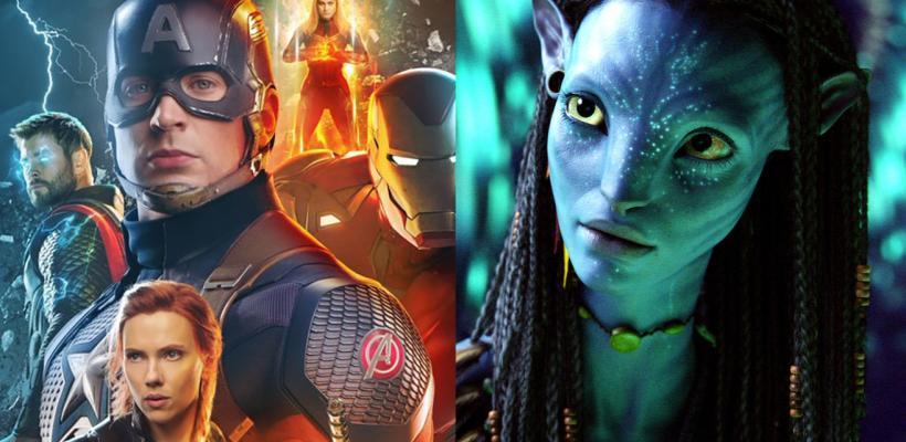 Avengers: Endgame aplasta a Avatar en Estados Unidos y ya casi la alcanza a nivel mundial