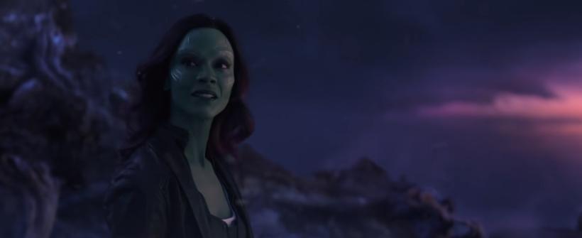 Avengers: Infinity War - Clip La muerte de Gamora