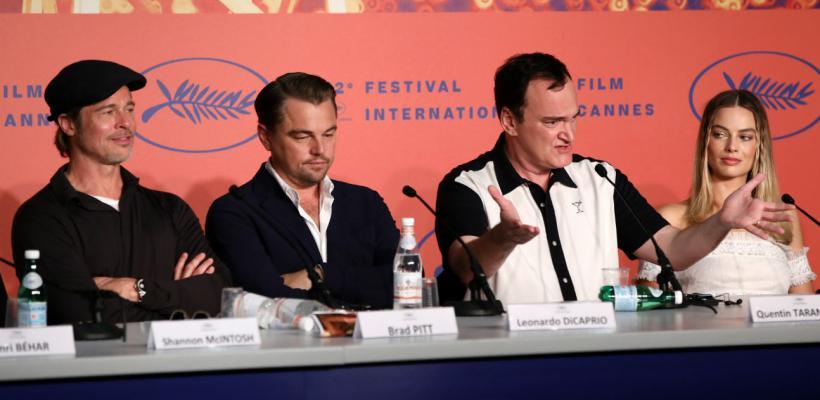 Cannes 2019: acusan a Quentin Tarantino de sexista y Margot Robbie lo defiende