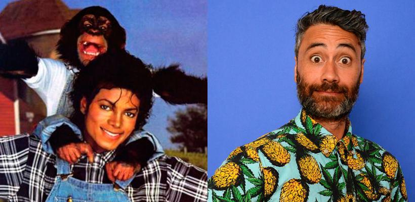Taika Waititi y Netflix abandonan película animada sobre el chimpancé de Michael Jackson