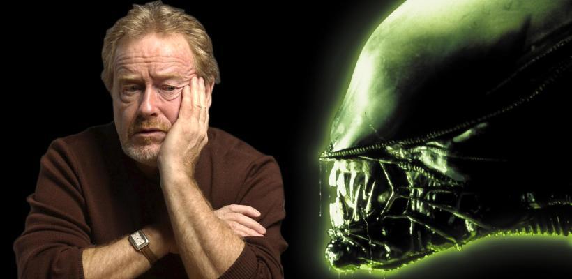 Ridley Scott ya está trabajando en una nueva precuela de Alien