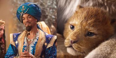 Aladdín triunfa en taquilla y se estima que El Rey León será el remake live-action más exitoso de Disney