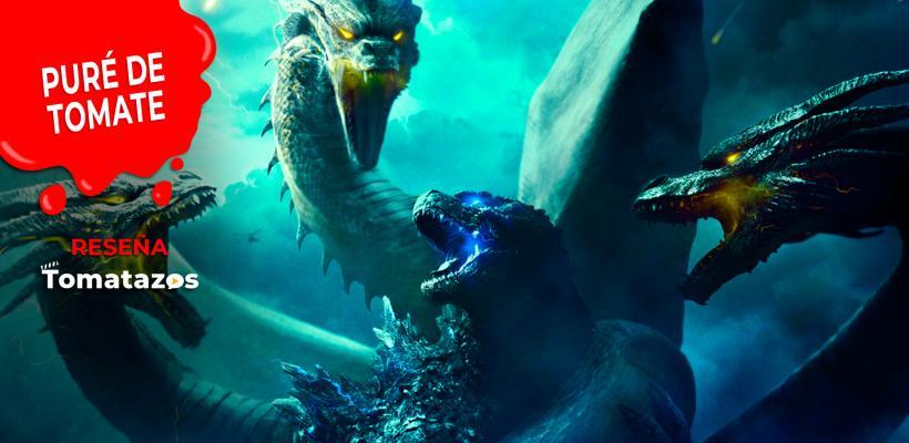 Godzilla II: El Rey de los Monstruos | Un choque de titanes electrizante, pero con poco voltaje