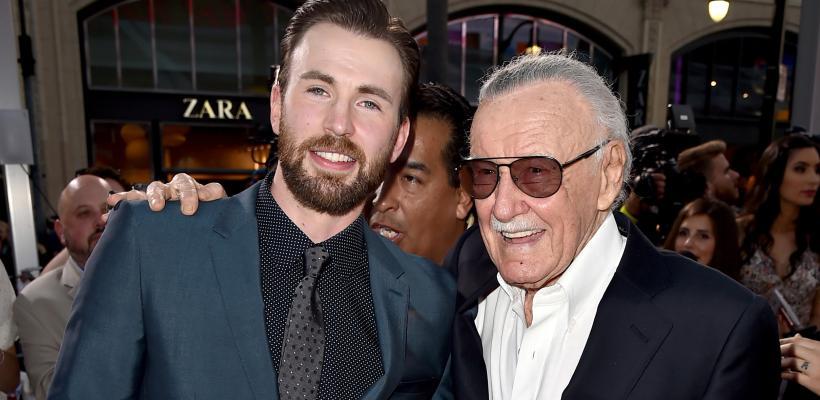 Avengers: Endgame   La conmovedora escena eliminada del encuentro de Stan Lee y Capitán América