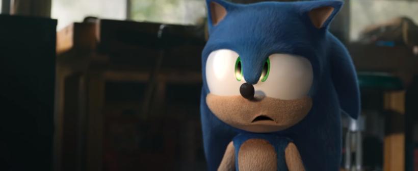 Sonic The Hedgehog | Tráiler modificado