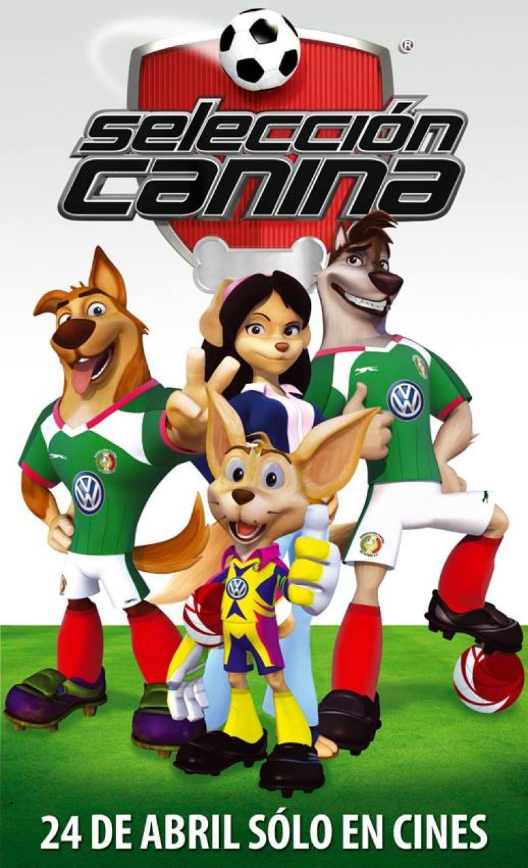 Póster Oficial de Selección Canina (2015).