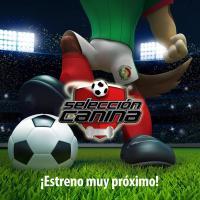 Imagen Oficial de Selección Canina (2015).