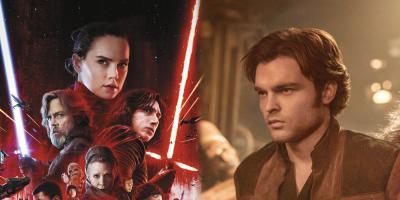 Ron Howard culpa a Star Wars: Los Últimos Jedi del fracaso de Han Solo: Una Historia de Star Wars